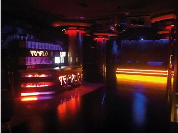¡Horario de apertura para bailar en el TEMPLO!